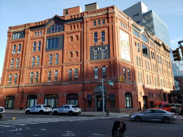 The Mink Building.