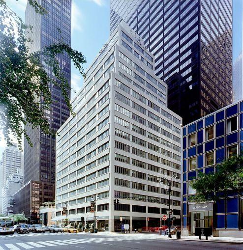ATCO Properties & Management's 630 Third Avenue.