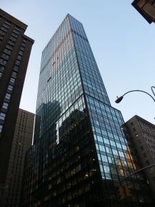 TPG Real Estate's headquarters are located at 888 Seventh Avenue in Manhattan.