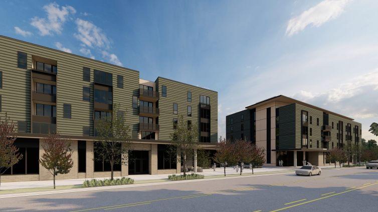 Babcock Apartments.