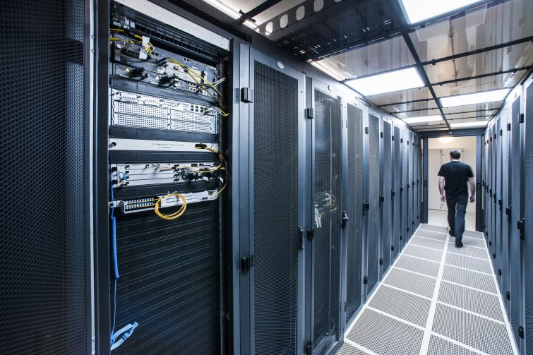 Blackstone Group is focusing more on the data center sector with its acquisition of QTS Realty Trust.