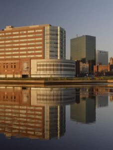 The Federal Bureau of Investigation's field offie at 11 Centre Place in Newark, NJ.