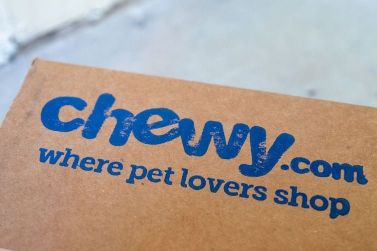 Chewy box.