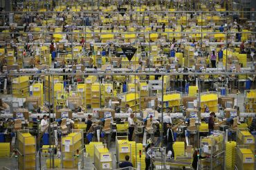 The U.S. will need an additional 330 million square feet of distribution space just to handle the increase in online ordering by 2025.