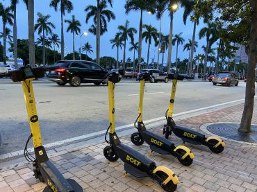 Miami scooters
