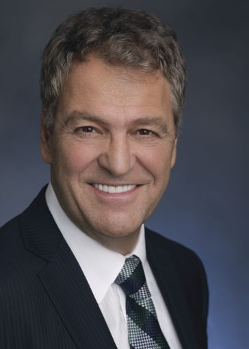 Michel Couillard, the Counselors of Real Estate's CRE 2021 global chair.
