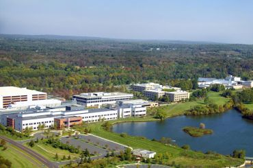 The Princeton West Innovation campus in Hopewell, N.J.