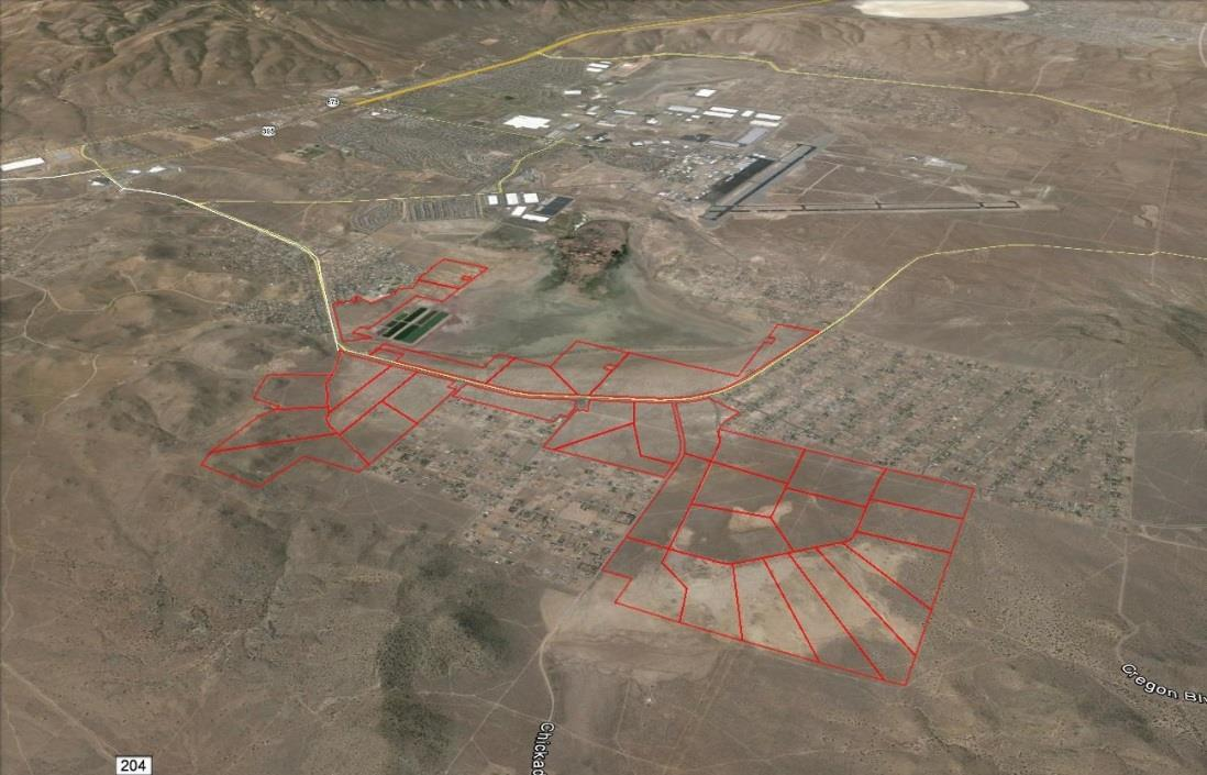 Prado Ranch Aerial 1 Ardent Financial Lends $21M for Reno Mixed Use Project