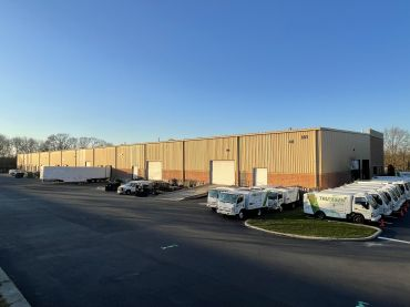 One of the warehouses Faropoint owns in Runnemede, New Jersey.
