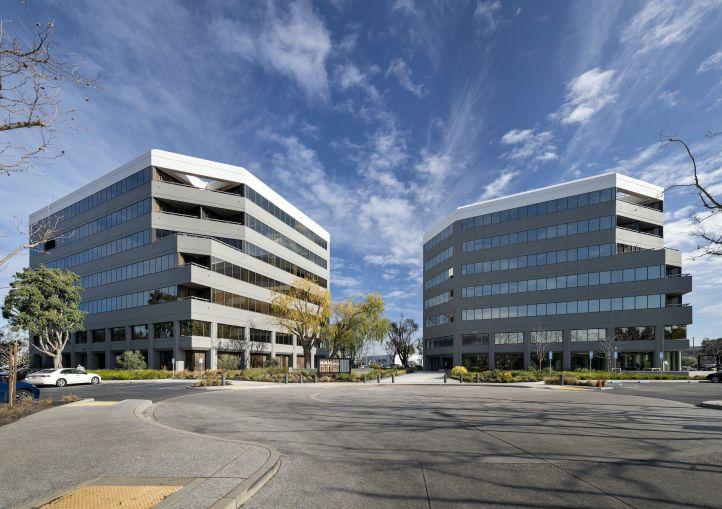 San Mateo Bay Center.