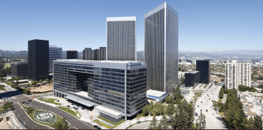 Creative Artist Agency CAA recently renewed at 2000 Avenue of the Stars and Century Park Plaza in Century City.