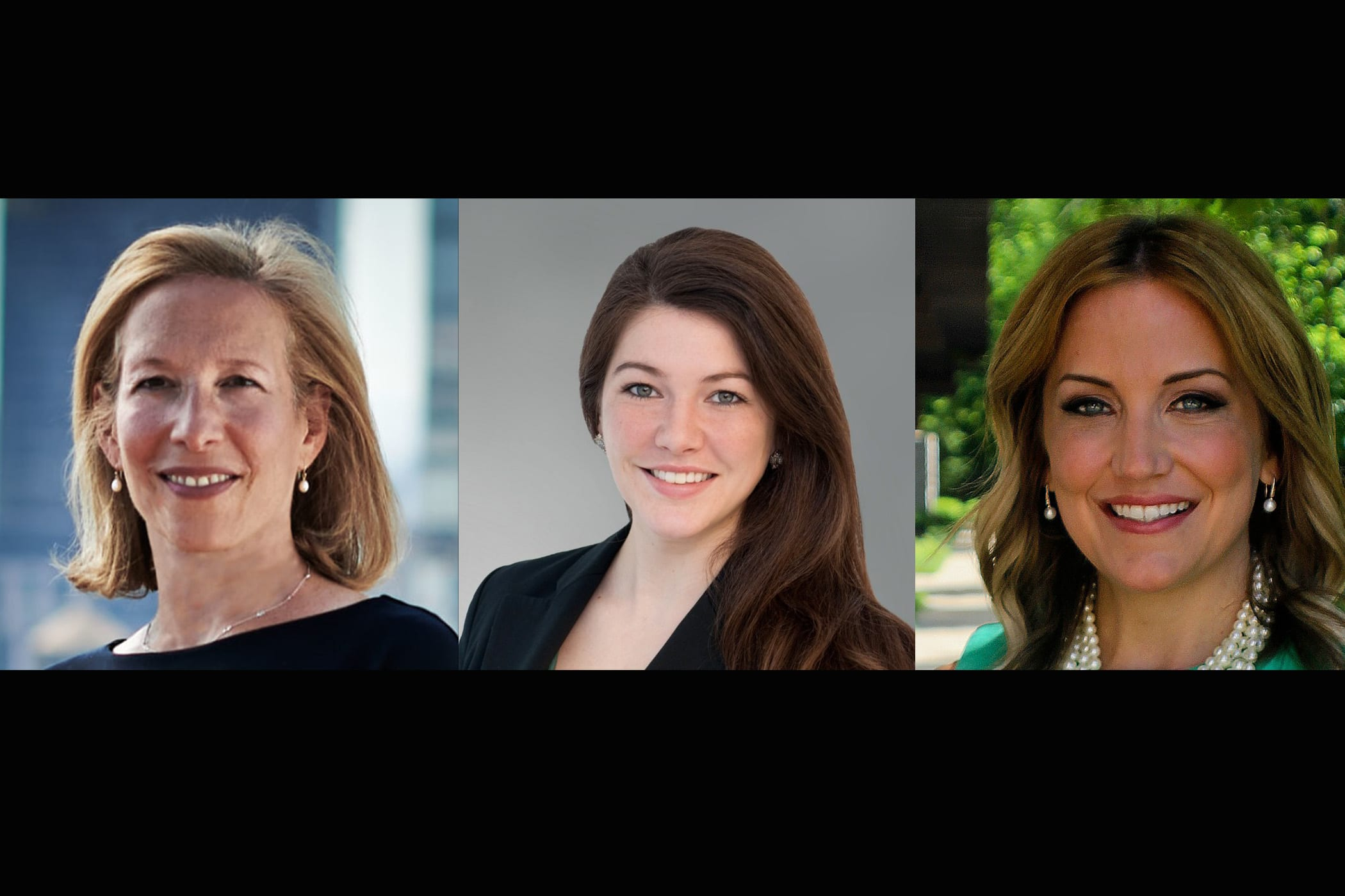 Women Panel 1 Top Female CRE Pros on the Future of Women in the Industry