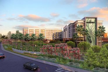Chateau Group USA is the owner and borrower for the 234-room property at 130 West Huntington Drive.