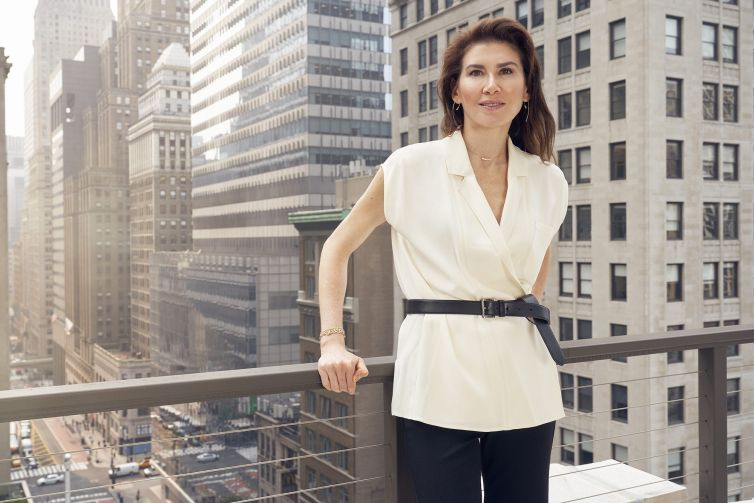 Andrea Olshan arrived at Seritage Growth Properties' 500 Fifth Avenue headquarters as chief executive in early 2021, nearly six years after Sears, Roebuck and Co. formed the REIT from spinning off its real estate portfolio of around 235 properties.
