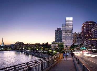 Rendering of 1 Flagler. Credit: Related Companies