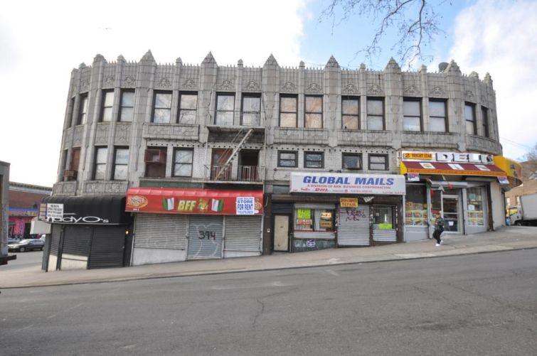 1877 Webster Avenue.