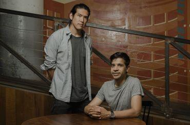 Jonathan Kuo and Atif Qadir.