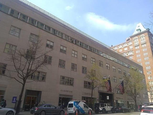 980 Madison Avenue in Manhattan.