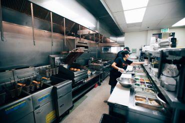 C3 ghost kitchen. Credit: C3