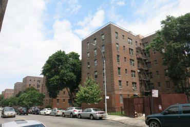 One Clipper Equity's projects included Flatbush Gardens, at 1403 New York Ave.