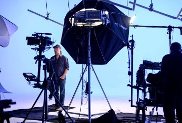 The 240,000-square-foot project will include seven film- and TV-ready sound stages,