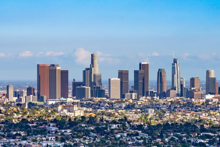 Downtown L.A. posted a significant reduction in vacancy over the past twelve months.