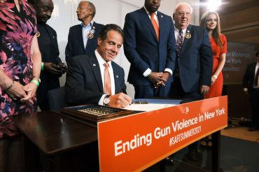 Andrew Cuomo Signs Bill