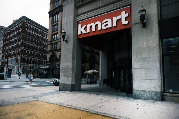 Kmart Astor Place