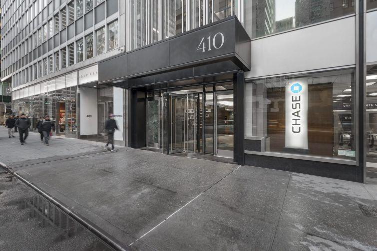 410 Park Avenue.