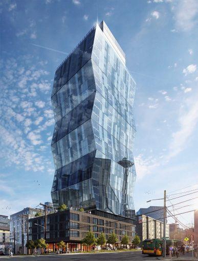 Skyglass Tower.