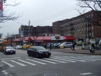 Jackson Heights, Queen's Food Baazar