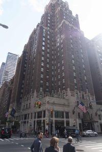 The Lexington Hotel.