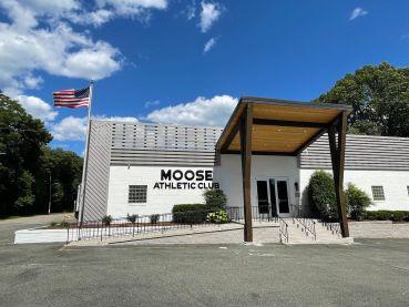 Moose Athletic Club.