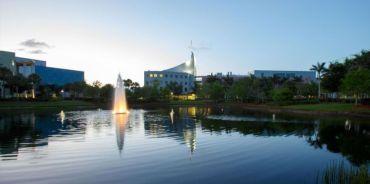 Scripps Florida's campus in Jupiter.