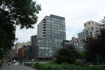 Related Fund Management purchased 34 Deshrosses Street (pictured) in 2019 for $260 million from Jack Parker Corporation.