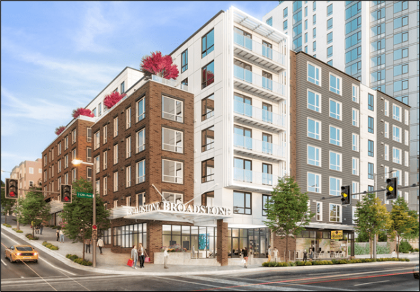 Broadstone ACORE Capital Lends $145M on Two Seattle Area Multifamily Projects