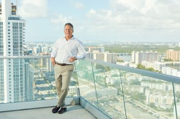 Jim Cohen, president of Fontainebleau Development's residential division.