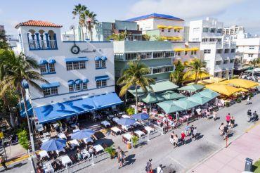 South Beach hotels.