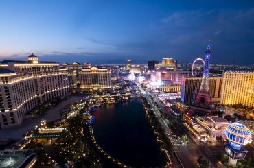 The Las Vegas area saw strong jobs growth coming out of COVID, according to the Markerr analysis.