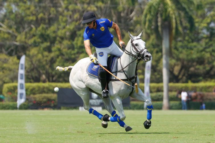 The 2021 CaptiveOne US Open Polo Championship Final at the International Polo Club.
