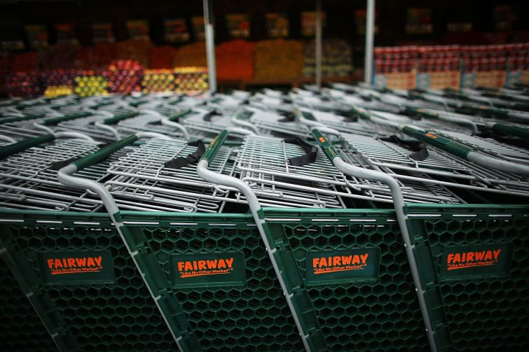 A Fairway Market.
