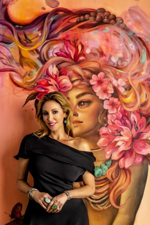 %name Jessica Goldman Srebnick on Art, Wynwood and Being Her Father's Daughter