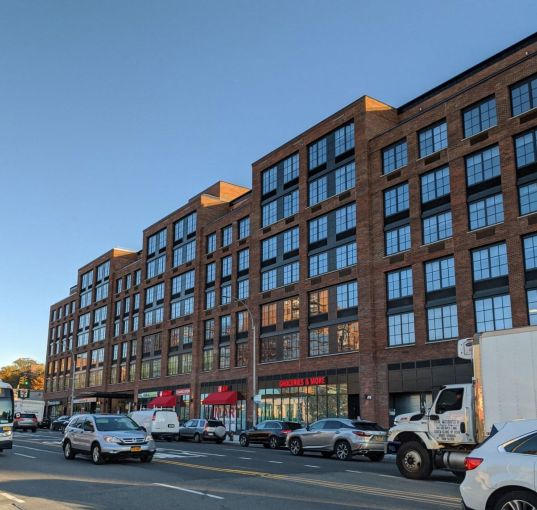 The Urban at 144-74 Northern Boulevard in Flushing, Queens.