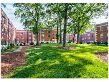University Apartments in Durham, N.C.