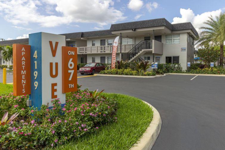 Vue on 67th in Davie, FL.