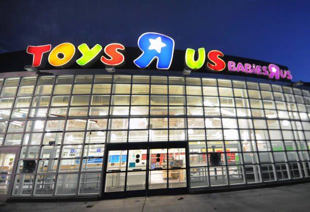 Toys 'R' Us.
