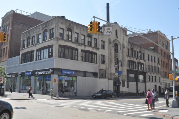 384-390 Fulton Avenue is located in downtown Brooklyn.