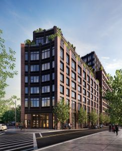 RXR Realty's 475 Clermont property in Brooklyn.