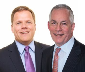 Michael Happel and Joe Zuber.