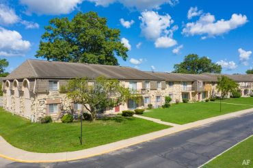 Prosper Apartments in South Bend, Ind.